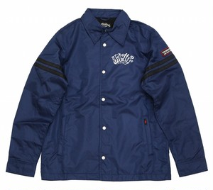 TW&FL Windbreaker Navy/Black WB-01