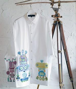 MIAO RAN - POPLINE BIO - CAM01 ROBOT