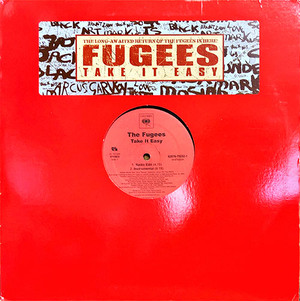 Fugees - Take It Easy (12inch) Jerry Duplessis Wyclef Jean [hiphop] 試聴 fps200514-13
