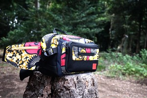 Extreme bag『African』yellow