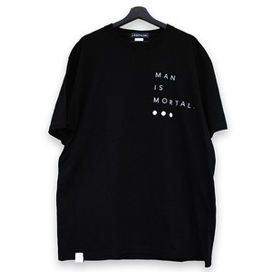 Mortal Tee (JFK-023) - Black