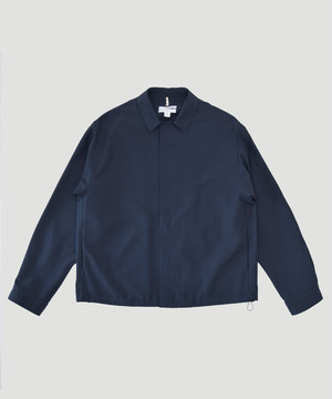 OAMC Frame Jacket Dark Blue OAMP603368