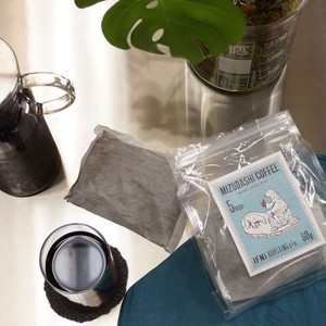 MIZUDASHI COFFEE  -water soak drip-