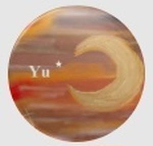 Yuko Kawahara 缶バッチ Moon