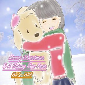 アルバムCD「Merry Christmas & A Happy New Year 2017-2018」(コンピレーションアルバム)