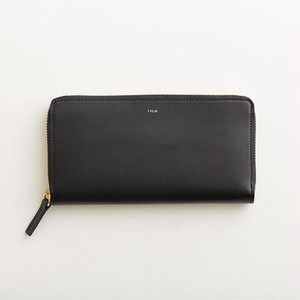 i ro se  pop-up long wallet  black
