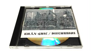 [USED] KHAN-GUIL / DISTURBIOS - Split [CD-R]