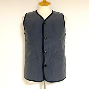 Teflon Gourd Quilt Vest Black
