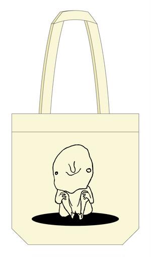 トートバッグ【待ち人】