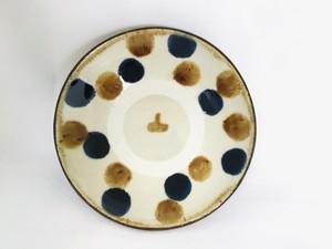 陶器 13cm皿(勝窯)