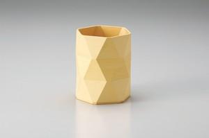 ダイヤ型 木製ボックス 大