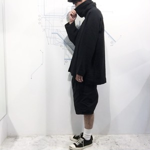 VOAAOV 【ヴォアーブ】 High neck knit & sewn