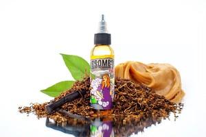 【Awesometown】True Tobacco 60ml