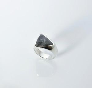 HISUI 'SANPO'  / Ring (Dark Grey)