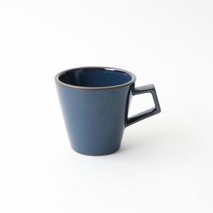 【SL-0053】磁器 コーヒーカップ ネイビー