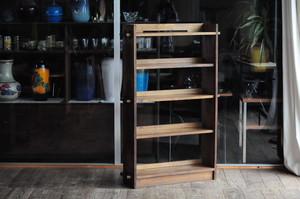 高さ130センチの本棚