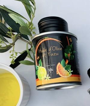 [清風庵®][ミニサイズ73g]黄金熟®︎大分県産ゆず香味エクストラヴァージンオリーブオイル