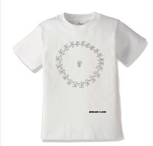 【わたしは独りじゃないよTシャツ ホワイト】