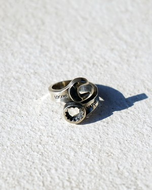 CRAFT MAN RING / SILVER