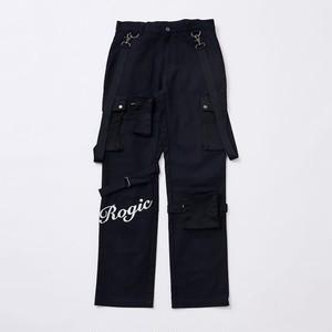 ROGIC Military Pants Black