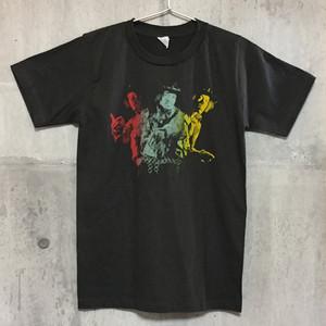 【送料無料 / ロック バンド Tシャツ】 JIMI HENDRIX / 3 Hendrix Men's Ladies' Unisex T-shirts S ジミ・ヘンドリックス / スリー・ヘンドリックス メンズ レディース ユニセックス Tシャツ S