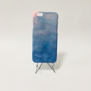宇宙柄iPhone6ケース
