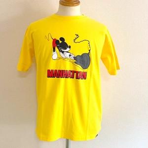 Disney / T-shirts MANHATTAN YELLOW