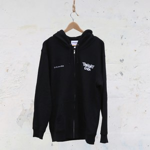GIG ZIP PARKA(BLACK)