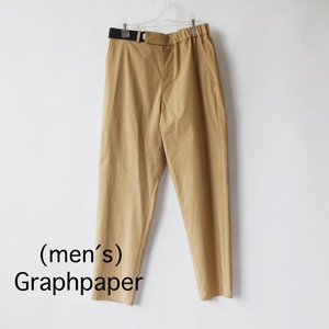 Graphpaper/グラフペーパー・Stretch Typewriter Chef Pants(mens)