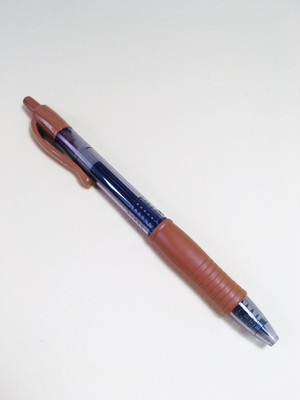 PILOT G2 Assorted Colors Gel Pen Caramel