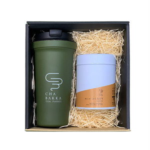 ◎送料無料◎ COLOR TUMBLER & TEA GIFT SET