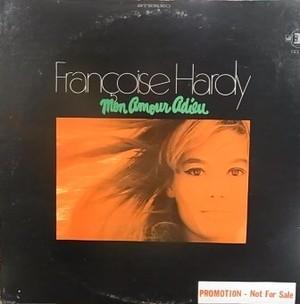 【LP】FRANCOIS HARDY/Mon Amour Adieu