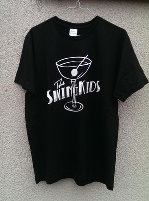 """COCKTAIL"" T-Shirts BLACK"