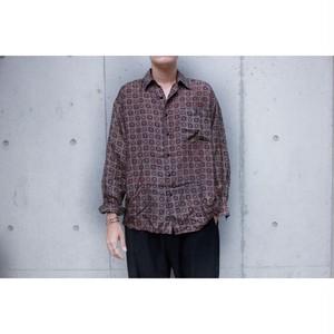 silk over design shirts