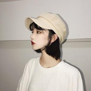 【小物】日系森ガールレトロシンプル帽子