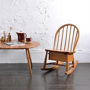 Ercol Nursing Rocking Chair / アーコール ナーシング ロッキング チェア / 1901-0010