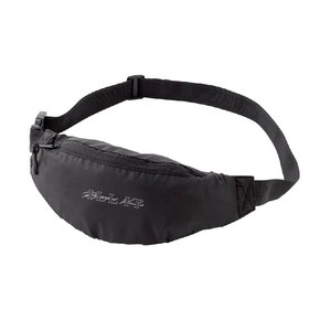 ILL IT - NEW LOGO WAIST BAG (BLACK)