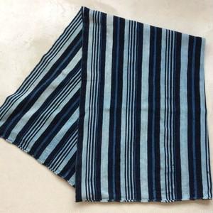 Vintage Indigo Mud Cloth