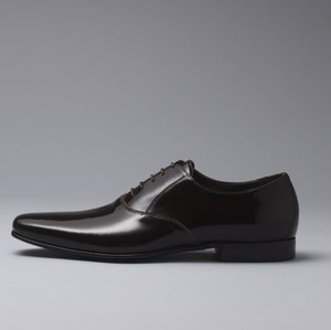 Men's / Patented Plane Toe / BR 【7127 BR】