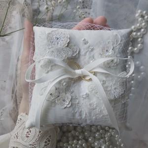 Flower veil リングピロー  × アロマミスト