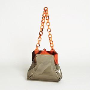 Tortoiseshell Chain Bag