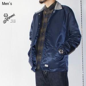 Kepani ナイロンコーチジャケット Nylon Jacket(Montclair) KP1804MF (NAVY) 【Men's】