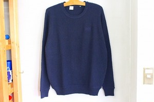 JHAKX Lounge knit [NAVY]