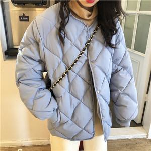 ツイード キルティング ブルゾン ジャケット【1039】