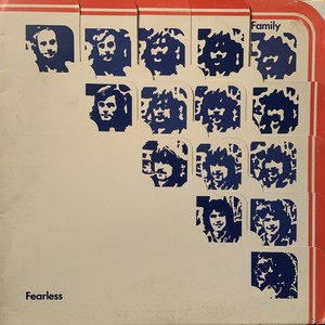 【LP】FAMILY/Fearless