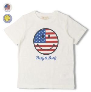 Daddy Oh Daddy ダディオーダディ ニコちゃんスマイルTシャツ V34847