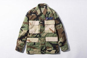 CUSTOM ARMY JKT T-7