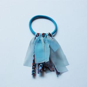 wacco×Neige accessories. ヒラヒラリボンヘアゴム