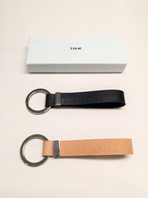 irose (イロセ) TAPE MEASURE KEYHOLDER