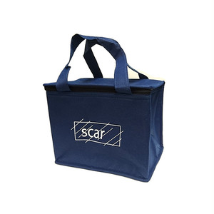 scar /////// 6PACK COOLER BAG (Navy)
